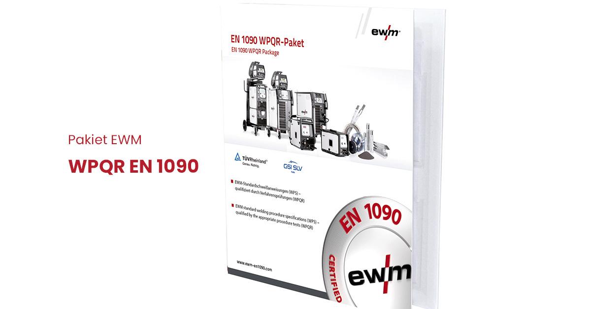 Pakiet WPQR-EN-1090
