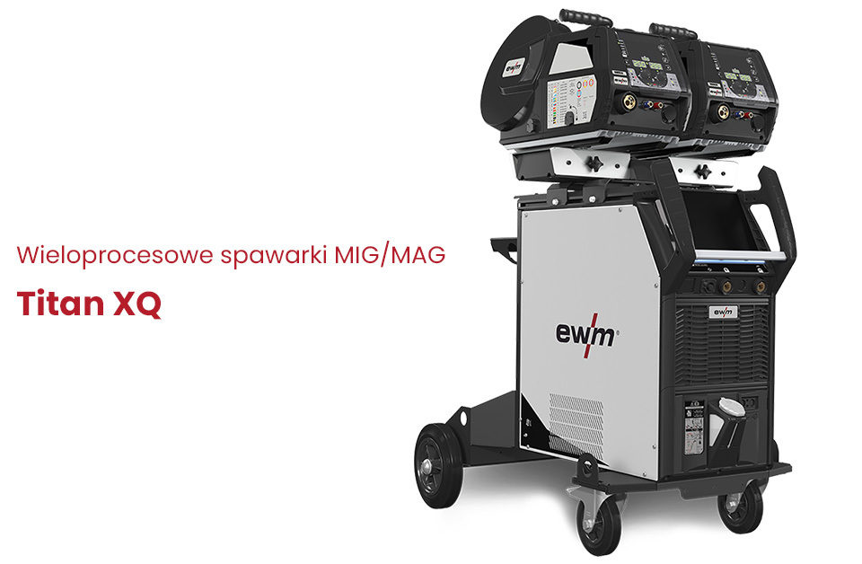 Spawarki MIG/MAG